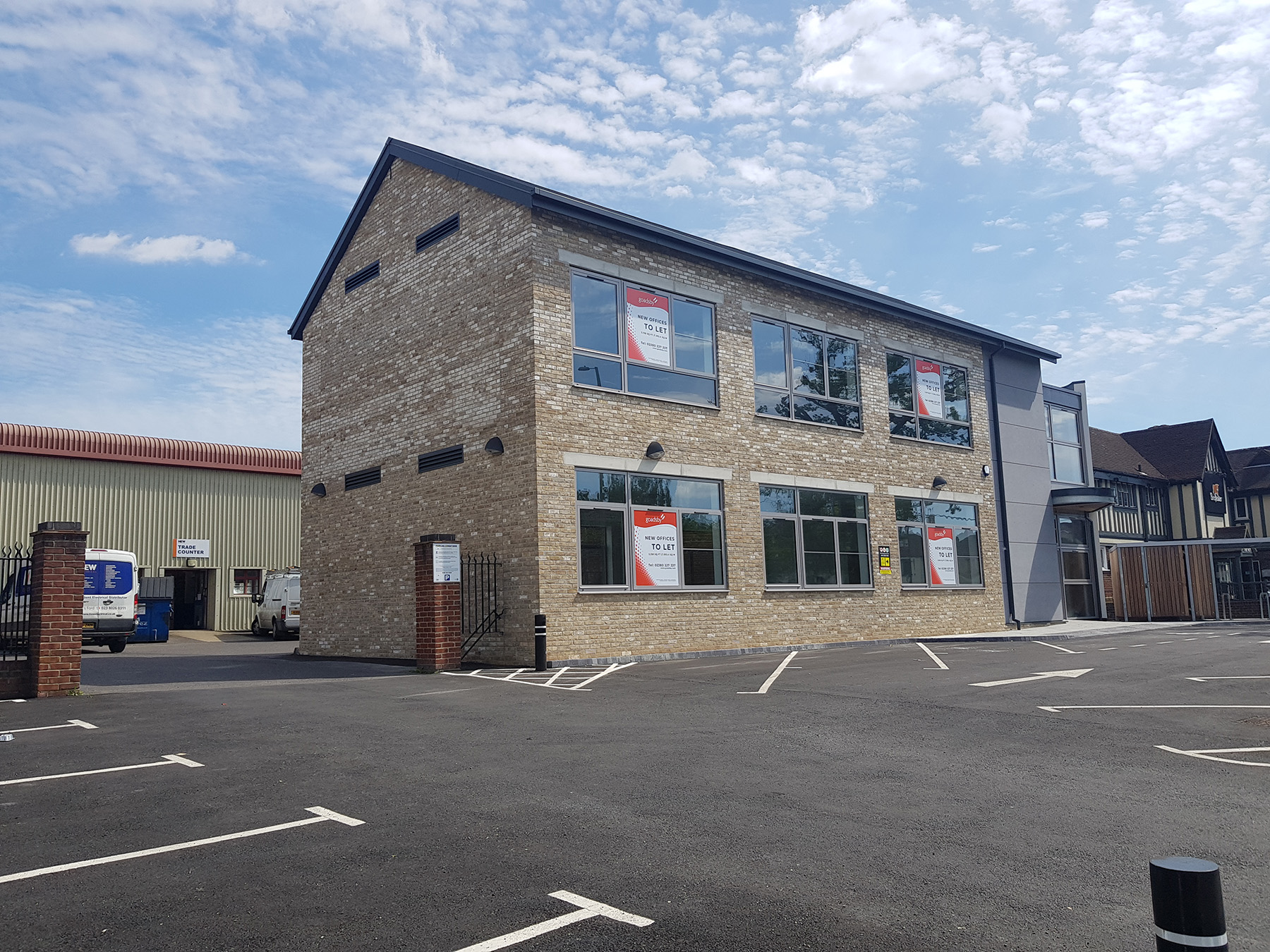 Chandlers Ford Commercial units – LST Projects