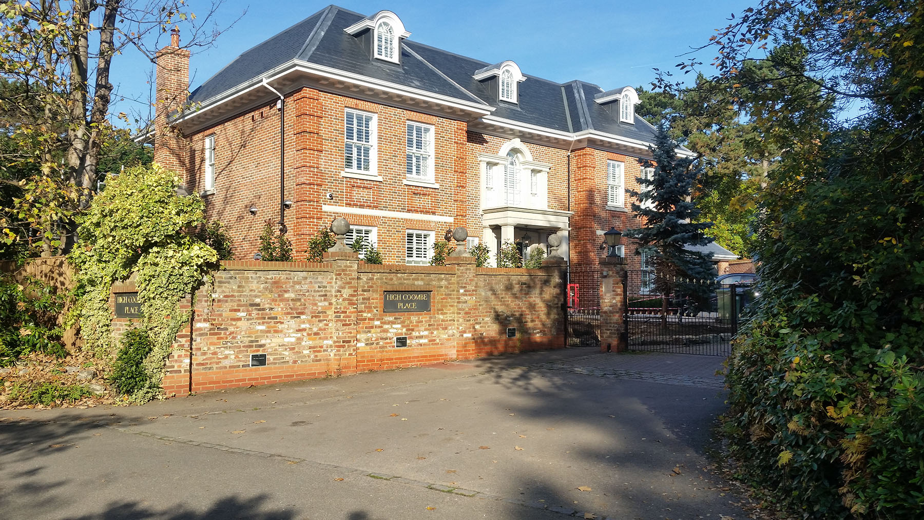 High Coombe Place, Kingston upon Thames, Private Firm