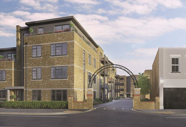 Samuel Place, Isleworth  - Shanly Homes